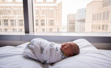 Organic Versus Non-Organic Baby Swaddles and Blankets