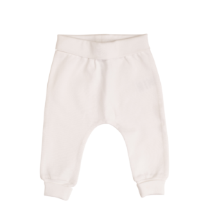 Deanie Organic Baby White Pants