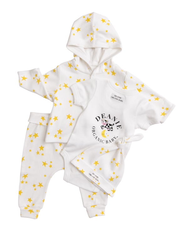 Starlight, Star Bright Outfit (4 Pieces)