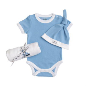 Deanie Organic Baby - Sailing Boats Coming Home Set
