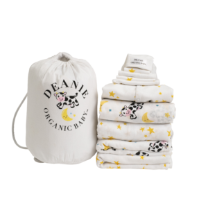 The Cow Jumping the Moon Medium Layette